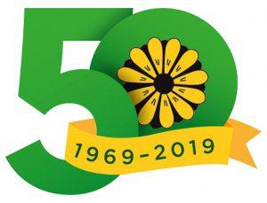 Viherrakennus 50 vuotta